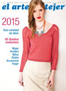 portada El Arte de Tejer 2015