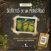 Diario ii - Secretos de un Monstruo - Davila Valeria - La Brujita De Papel