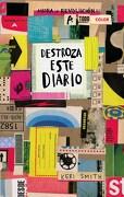 Destroza Este Diario ( a Todo Color ) - Keri Smith - Paidos