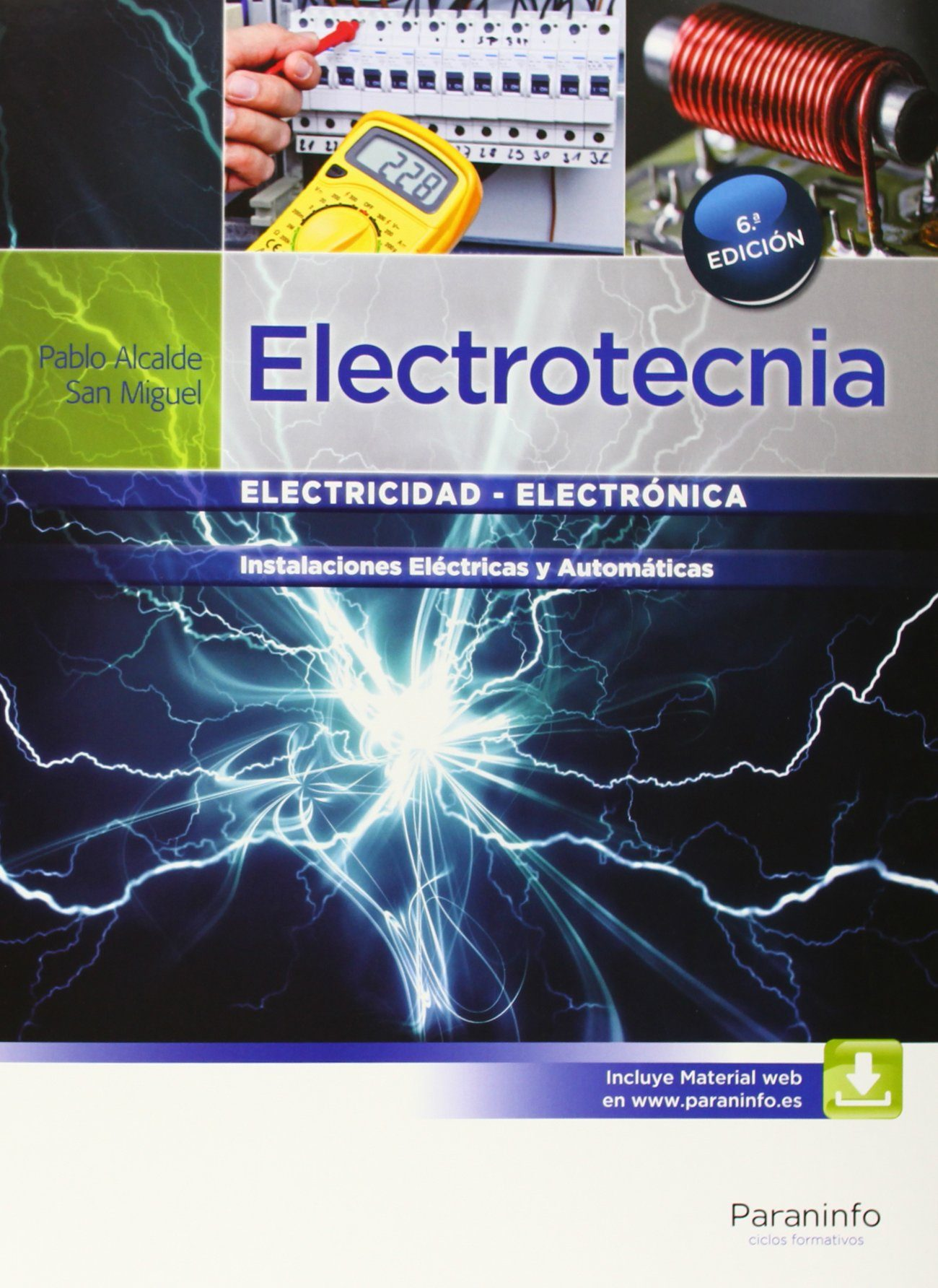 Electrotecnia pablo alcalde sanmiguel