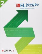 Ellevate English: Middle and High School Student Book Level 2 (libro en Inglés) - Mcgraw-Hill Edu - Mcgraw Hill Education