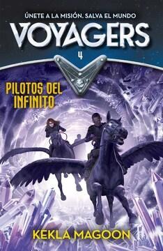 portada Voyagers 4. Pilotos del Infinito