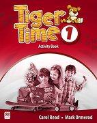 Tiger Time Level 1 Activity Book (libro en Inglés) - Carol Read; Mark Ormerod - Macmillan Education