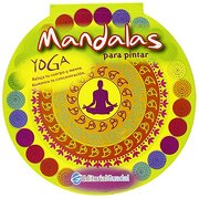Mandalas Yoga Para Pintar - Editorial Guadal S.A. - El Gato De Hojalata
