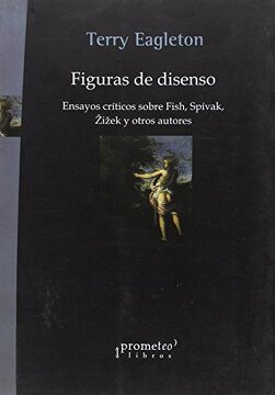 portada Figuras de Disenso: Ensayos Críticos Sobre Fish, Spivak, Zizek y Otros Autores