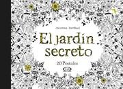 El Jardin Secreto Postales - Basford, Johanna - Vergara & Riba Sa