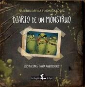 Diario de un Monstruo - Davila Valeria - La Brujita De Papel