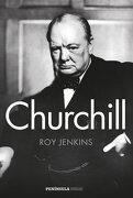 Churchill - Roy Jenkins - Ediciones Península