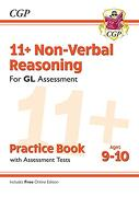 New 11+ gl Non-Verbal Reasoning Practice Book & Assessment Tests - Ages 9-10 (libro en inglés)