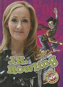 J. K. Rowling (Children's Storytellers: Blastoff! Readers, Level 4) (libro en inglés)