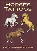 Horses Tattoos (Dover Tattoos) (libro en inglés) - John Green - Dover Publications