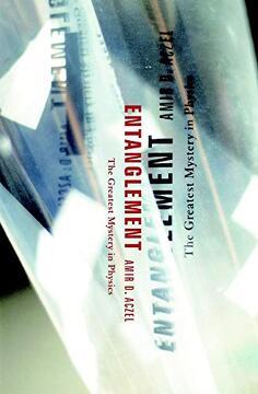 portada Entanglement: The Greatest Mystery in Physics (libro en inglés)