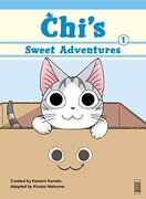 Chi's Sweet Adventures, 1 (Chi's Sweet Home) (libro en Inglés) - Konami Kanata - Vertical Comics