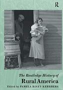 The Routledge History of Rural America (Routledge Histories) (libro en inglés)