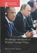 Routledge Handbook of Russian Foreign Policy (Routledge Handbooks) (libro en inglés) -  - Routledge