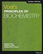 Voet's Principles of Biochemistry Global Edition (libro en inglés)