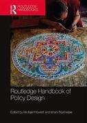Routledge Handbook of Policy Design (Routledge Handbooks) (libro en inglés)