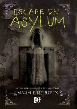 portada Escape del Asylum