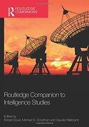 Routledge Companion to Intelligence Studies (Routledge Companions) (libro en inglés)
