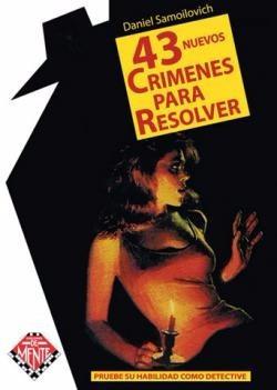 portada 43 Nuevos Crímenes Para Resolver