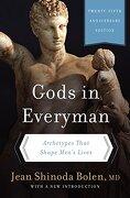 Gods in Everyman: Archetypes That Shape Men's Lives (libro en inglés) - Jean Shinoda Bolen M.D. - Harper Paperbacks