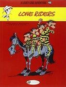 Lone Riders (Lucky Luke) (libro en inglés) - Daniel Pennac - Cinebook Ltd