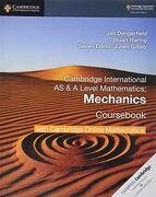 Cambridge International as & a Level Mathematics Mechanics Coursebook With Cambridge Online Mathematics (2 Years) (libro en inglés)