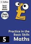 Collins Practice in the Basic Skills: Maths Book 5 (libro en inglés) - Harpercollins Uk - Collins