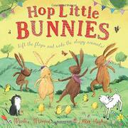Hop Little Bunnies (libro en inglés)