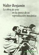 La Obra de Arte en la Epoca de su Reproduccion Mecanica - Walter Benjamin - Casimiro