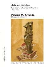 portada Arte en Revista Publicaciones Culturales en la Argentina 1900-1950