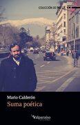 Suma Poética (Colección Valparaíso de Poesía) - Mario Calderón - Valparaíso Ediciones