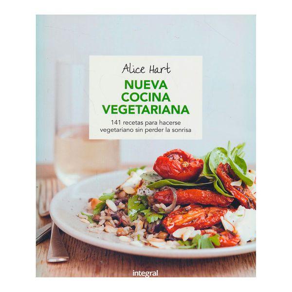 Nueva cocina vegetariana ilustrados integral env o for Libro cocina vegetariana