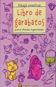Libro de Garabatos Para Chicas Ingeniosas - Editorial Guadal S.A. - Guadal Sa Editorial