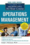 The Mcgraw-Hill 36-Hour Course: Operations Management (Mcgraw-Hill 36-Hour Courses) (libro en Inglés) - Linda L. Brennan - Mcgraw Hill Book Co
