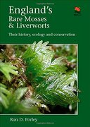England's Rare Mosses and Liverworts: Their History, Ecology, and Conservation (Wild Guides (Princeton University Press)) (libro en inglés) - Ron D. Porley - Princeton University Press