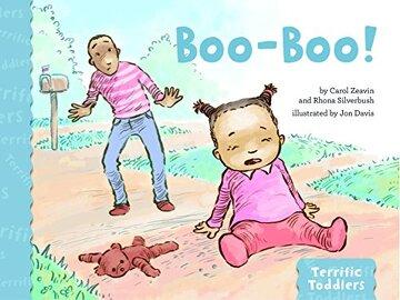 portada Boo-Boo! (Terrific Toddlers) (libro en inglés)