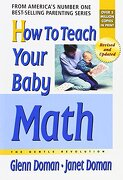 How to Teach Your Baby Math (The Gentle Revolution Series) (libro en inglés) - Glenn Doman - Square One Publishers