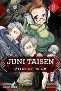 Juni Taisen: Zodiac War, Vol. 2 (Juni Taisen: Zodiac war (Manga)) (libro en inglés)