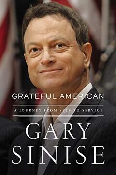 portada Grateful American: A Journey From Self to Service (libro en Inglés)