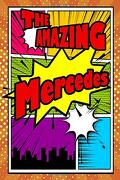 "The Amazing Mercedes: Weekly Planner Notebook 120 Pages 6""X9"" (libro en inglés)"