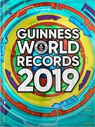 Guinness World Records 2019 (libro en Inglés)