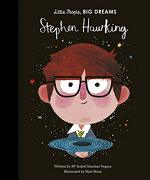 Stephen Hawking (Little People, big Dreams) (libro en inglés)