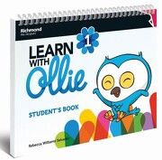 Learn With Ollie 1 Student's Pack (libro en Inglés) - Varios Autores - Richmond