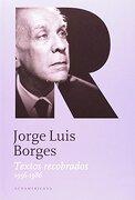 Jorge Luis Borges Textos Recobrados iii (1956-1986) - Jorge Luis Borges - Sudamericana