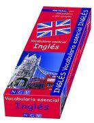 Vocabulario Ingles Esencial: 500 Fichas, 500 Palabras y 800 - Varios Autores - Ngv