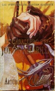 portada Caballero del Jubon Amarillo, el - las Aventuras del Capitan Alatriste