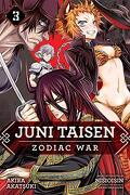 Juni Taisen: Zodiac War, Vol. 3 (Juni Taisen: Zodiac war (Manga)) (libro en Inglés) - Akira Akatsuki - Viz Llc
