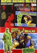 Nuevas Hazañas Belicas Pack 06 (Incluye Vol. 19 y vol 20) - Hernan Migoya,Joan Escandell,Daniel Acuña - Editores De Tebeos