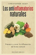 Los Antiinflamatorios Naturales - Christopher Vasey - Obelisco